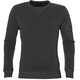 asics fuzeX Crew - T-shirt manches longues running Homme - gris